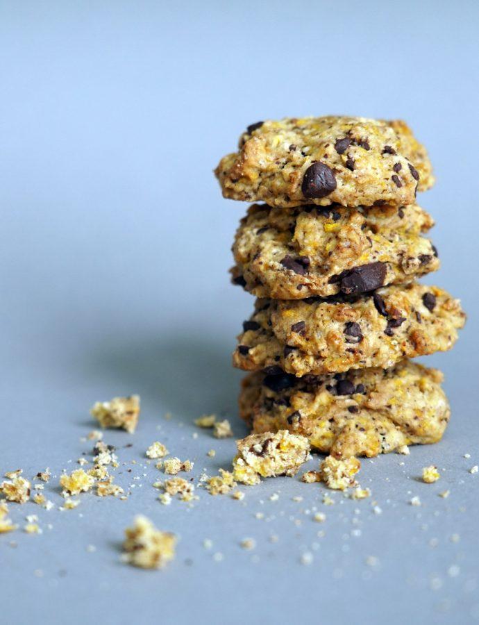 Kürbis-Kekse